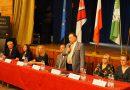 Burmistrz Przasnysza i burmistrz Chorzel podpisali umowy z marszałkiem Adamem Struzikiem