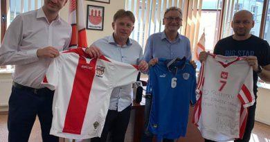 Dziś Przasnysz odwiedził Grzegorz Wędzyński