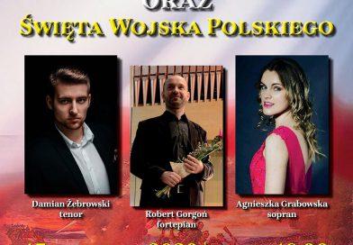 Zapraszamy na koncert z okazji 100. Rocznicy Bitwy Warszawskiej i Święta Wojska Polskiego
