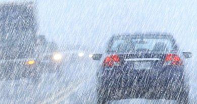 Trudne warunki na drogach – apelujemy o ostrożność!