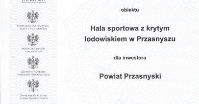 """Kryte lodowisko w finale konkursu """"Modernizacja Roku & Budowa XXI w."""""""