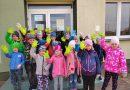 Dzień Ziemi u dzieci z oddziału przedszkolnego w Zarębach [ZDJĘCIA]