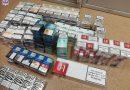 80 tys. sztuk papierosów bez znaków polskiej akcyzy ujawnione podczas kontroli drogowej