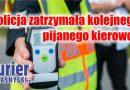 Zatrzymany młody kierowca, zanim wsiadł do samochodu wypił pól litra wódki